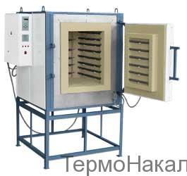 1 Электропечи камерные для обжига керамики типа ПКО1