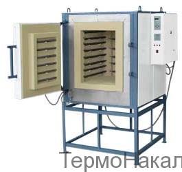 1 Электропечи камерные для обжига керамики типа ПКО2