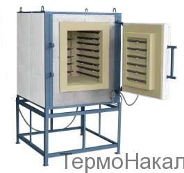 1 Электропечи камерные для обжига керамики типа ПКО3