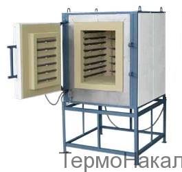1 Электропечи камерные для обжига керамики типа ПКО4