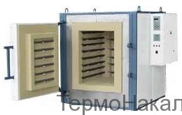 1 Электропечи камерные для обжига керамики типа ПКО6