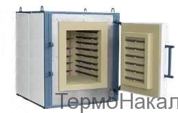 1 Электропечи камерные для обжига керамики типа ПКО7