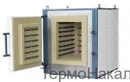 1 Электропечи камерные для обжига керамики типа ПКО8