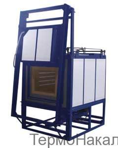 12Электропечи камерные для термообработки в защитной атмосфере типа СНЗ, СНЗК1