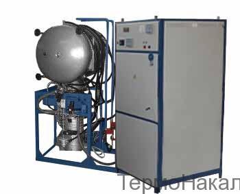 13Электропечь камерная вакуумная типа СНВ1