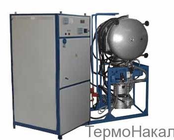 13Электропечь камерная вакуумная типа СНВ2