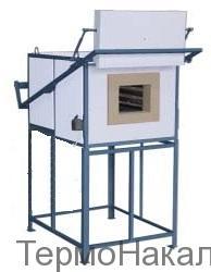 3 Электропечи камерные для термообработки металлов и нагрева под ковку типа СНО14