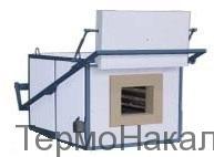 3 Электропечи камерные для термообработки металлов и нагрева под ковку типа СНО15