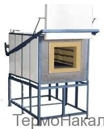 3 Электропечи камерные для термообработки металлов и нагрева под ковку типа СНО18