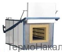 3 Электропечи камерные для термообработки металлов и нагрева под ковку типа СНО19