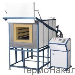 3 Электропечи камерные для термообработки металлов и нагрева под ковку типа СНО2