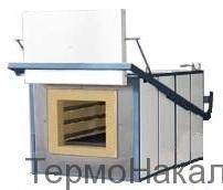 3 Электропечи камерные для термообработки металлов и нагрева под ковку типа СНО20