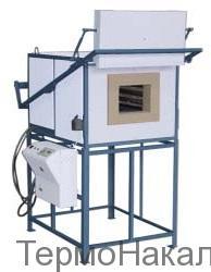 3 Электропечи камерные для термообработки металлов и нагрева под ковку типа СНО5