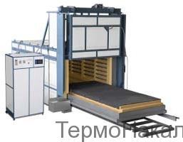 5Электропечи камерные с выкатным подом для термообработки металлов типа СДО5