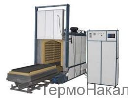 5Электропечи камерные с выкатным подом для термообработки металлов типа СДО6