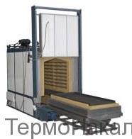 5Электропечи камерные с выкатным подом для термообработки металлов типа СДО8