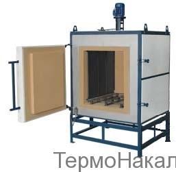 7Электропечи камерные для отпуска типа СНО3