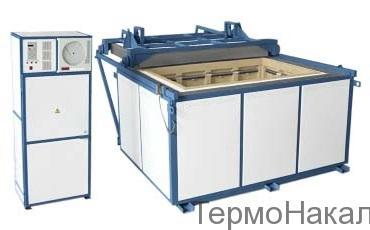 9Электропечи шахтные для отпуска и отжига металла типа ПШО10