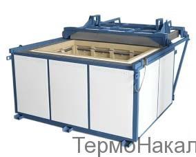 9Электропечи шахтные для отпуска и отжига металла типа ПШО11