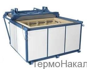 9Электропечи шахтные для отпуска и отжига металла типа ПШО12