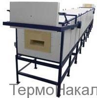 4Электропечи для нагрева заготовок под пластическую деформацию8